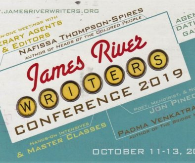 James River Writers Conference 1F